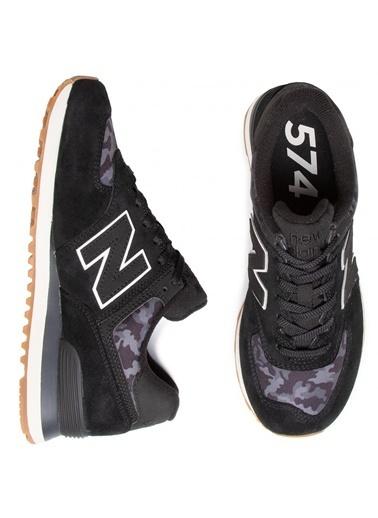 New Balance Erkek  Ayakkabı ML574COA Siyah